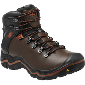 Keen Liberty Ridge WP Hiking Shoes Men bison/gingerbread